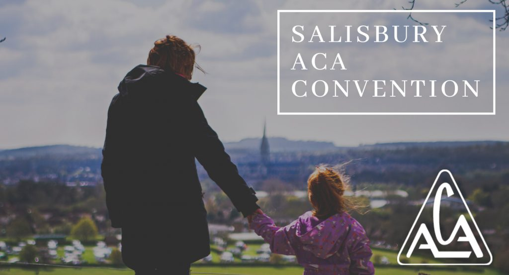 ACA Convention flyer cover image
